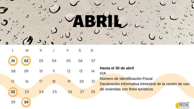 Calendario Fiscal 2019 Espana.Calendario Fiscal 2019 Asesoria Madrid
